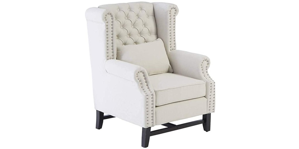 one of the Best arm wing back chair in India according to grabitonce.in